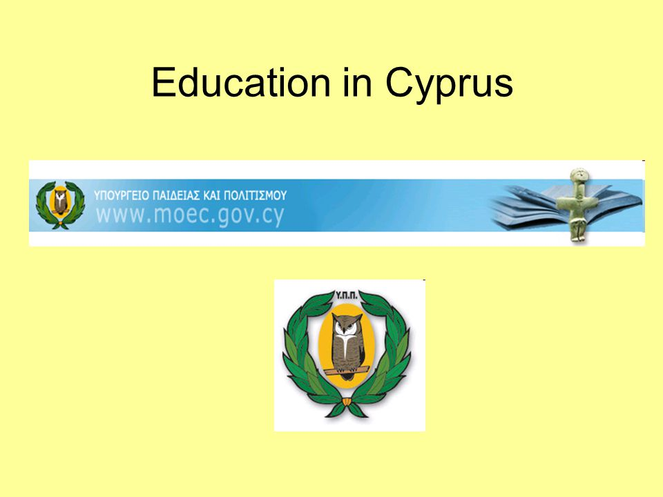 Education in Cyprus
