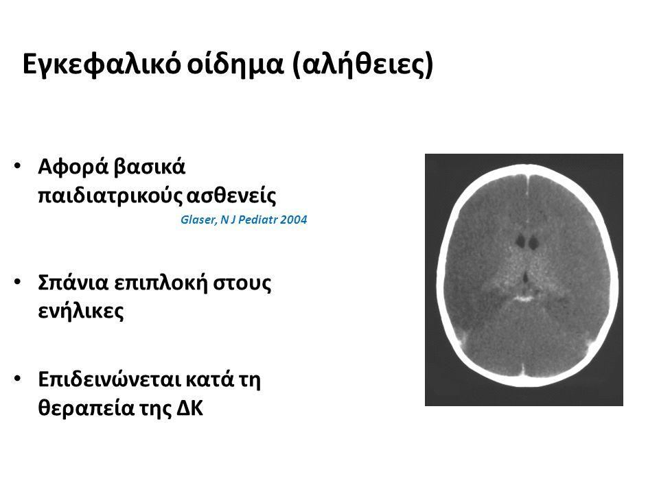 Εγκεφαλικό οίδημα (αλήθειες)