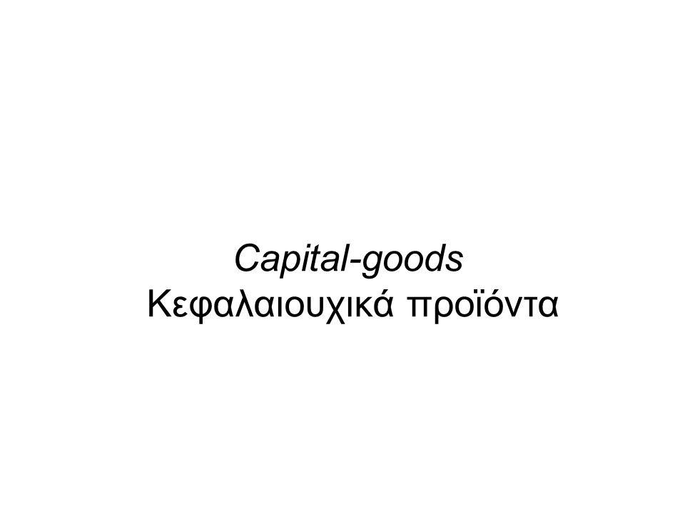 Κεφαλαιουχικά προϊόντα