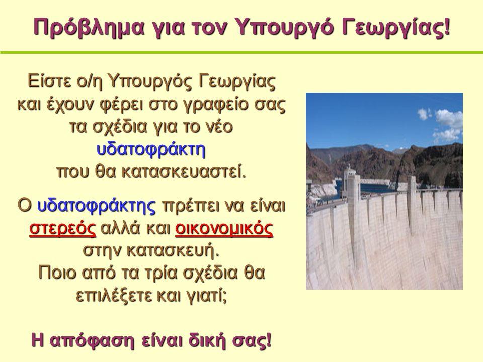 Πρόβλημα για τον Υπουργό Γεωργίας!