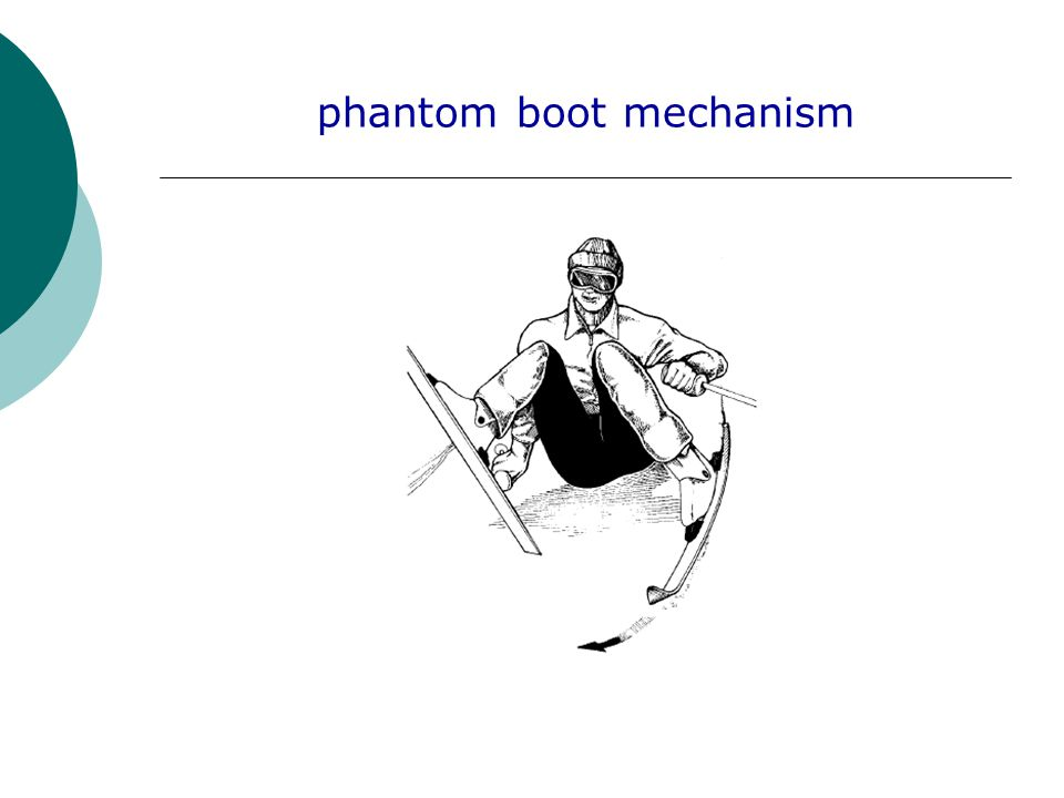 phantom boot mechanism