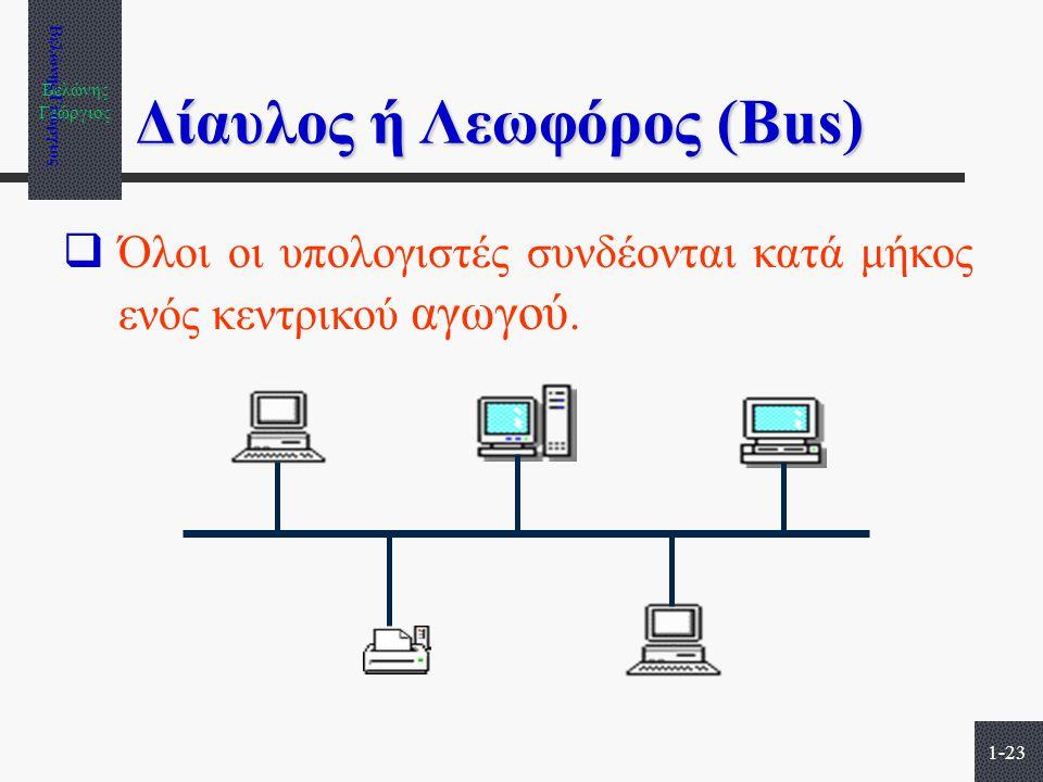 Δίαυλος ή Λεωφόρος (Bus)