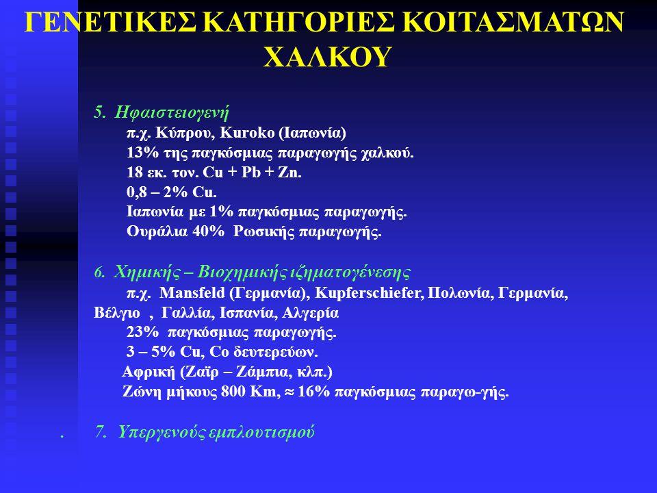ΓΕΝΕΤΙΚΕΣ ΚΑΤΗΓΟΡΙΕΣ ΚΟΙΤΑΣΜΑΤΩΝ