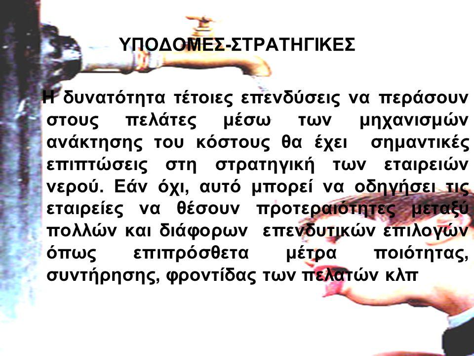 ΥΠΟΔΟΜΕΣ-ΣΤΡΑΤΗΓΙΚΕΣ