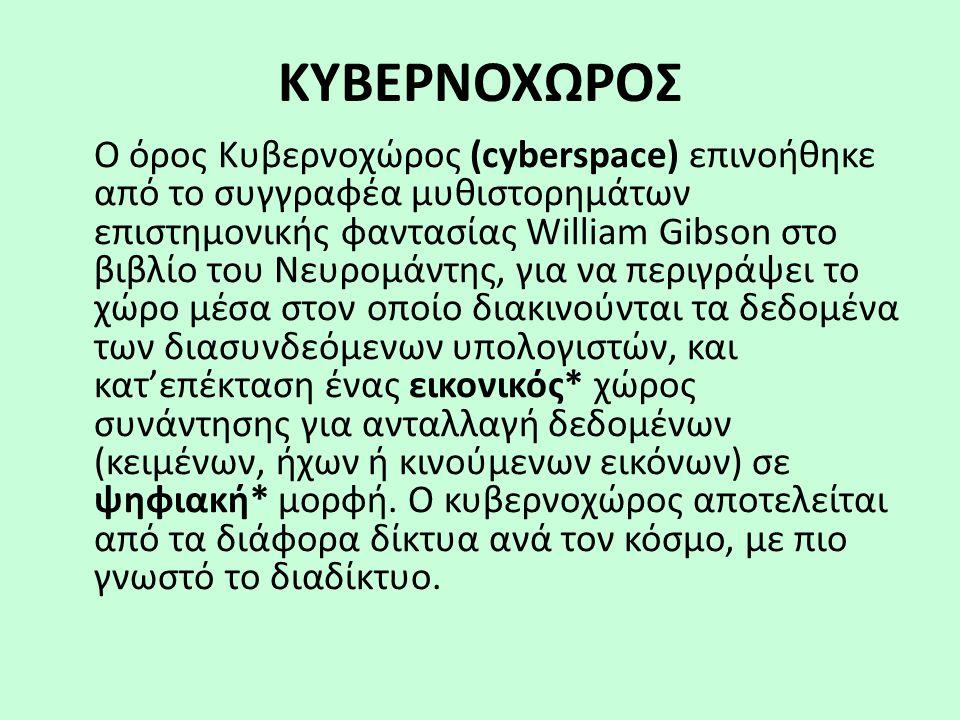 ΚΥΒΕΡΝΟΧΩΡΟΣ