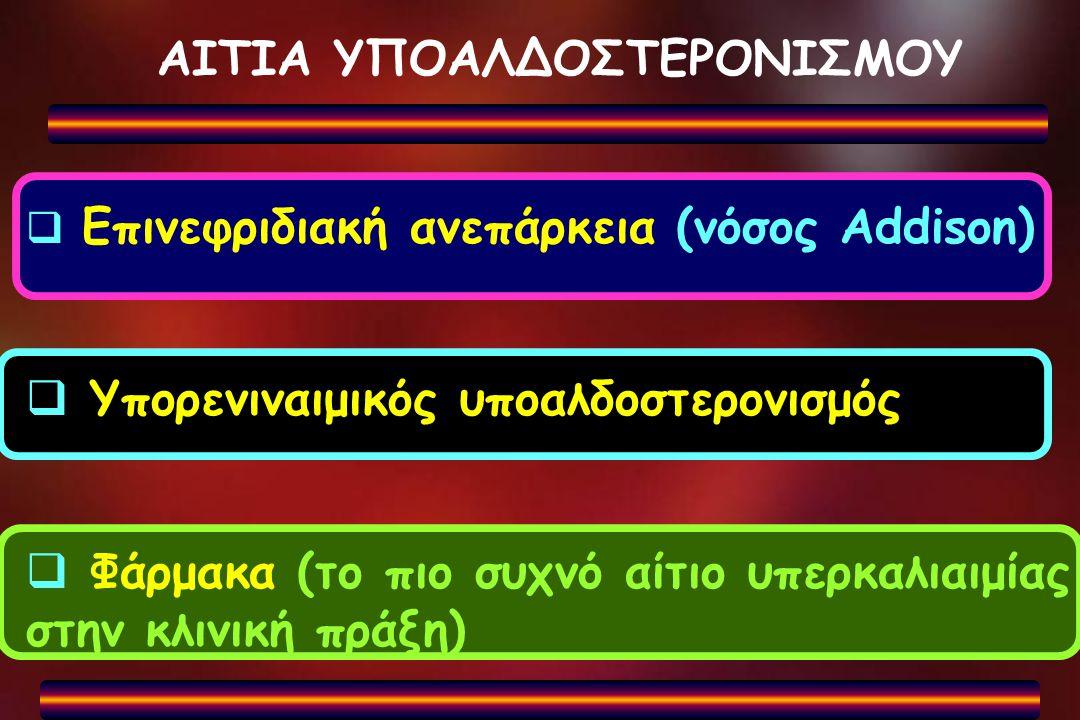 ΑΙΤΙΑ ΥΠΟΑΛΔΟΣΤΕΡΟΝΙΣΜΟΥ