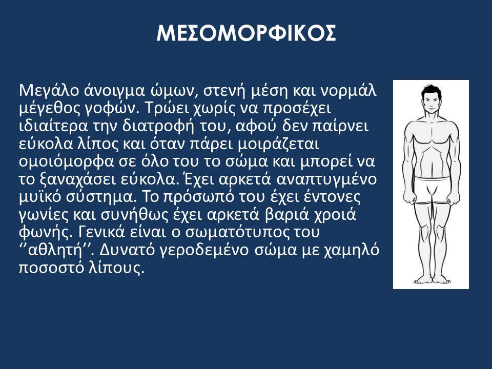 ΜΕΣΟΜΟΡΦΙΚΟΣ