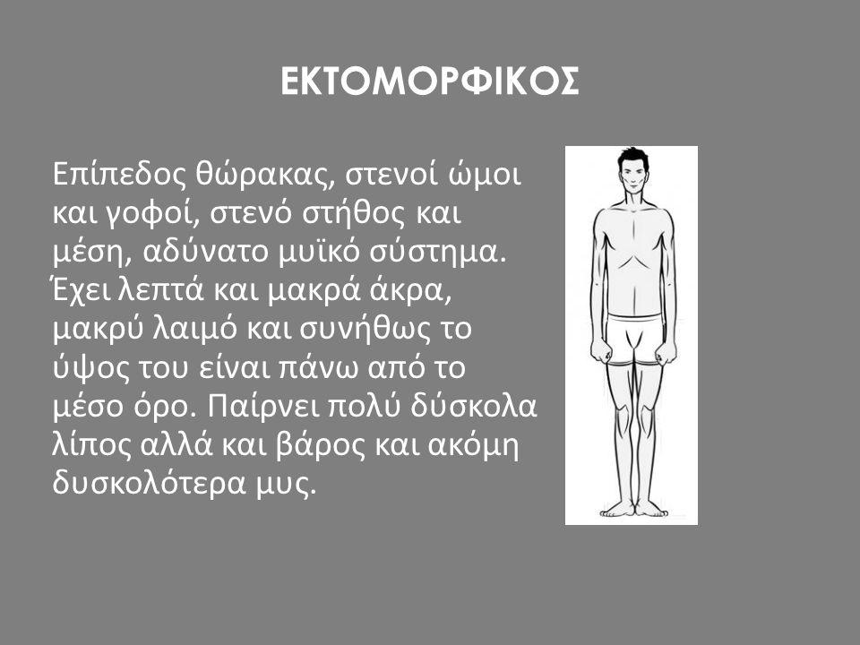 ΕΚΤΟΜΟΡΦΙΚΟΣ
