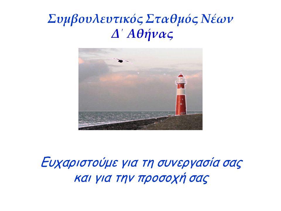 Συμβουλευτικός Σταθμός Νέων Δ΄ Αθήνας