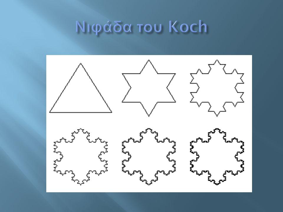 Νιφάδα του Koch