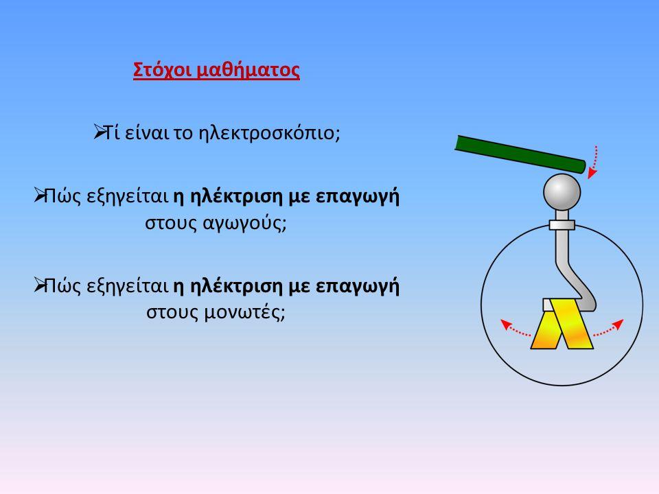 Τί είναι το ηλεκτροσκόπιο;