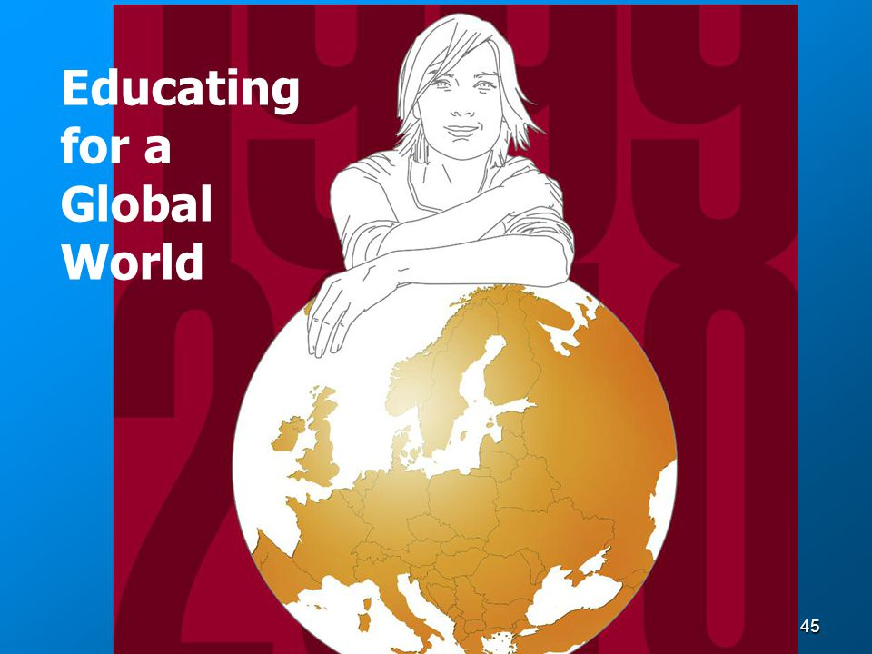 Educating for a Global World