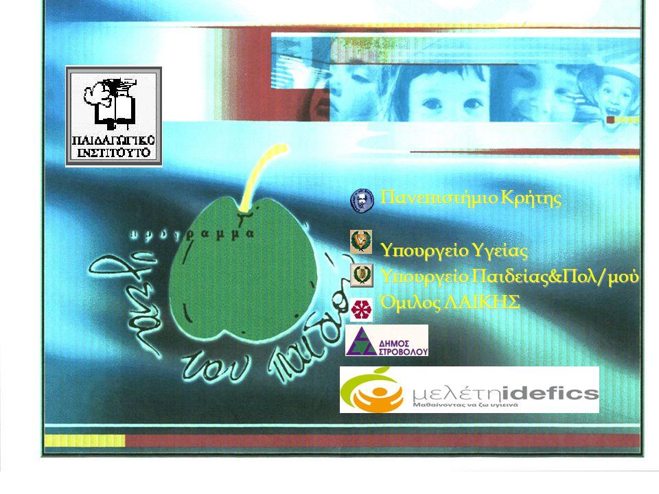 Υπουργείο Παιδείας&Πολ/μού Όμιλος ΛΑΙΚΗΣ