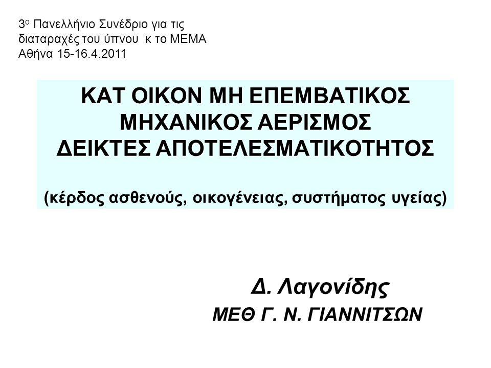 Δ. Λαγονίδης ΜΕΘ Γ. Ν. ΓΙΑΝΝΙΤΣΩΝ