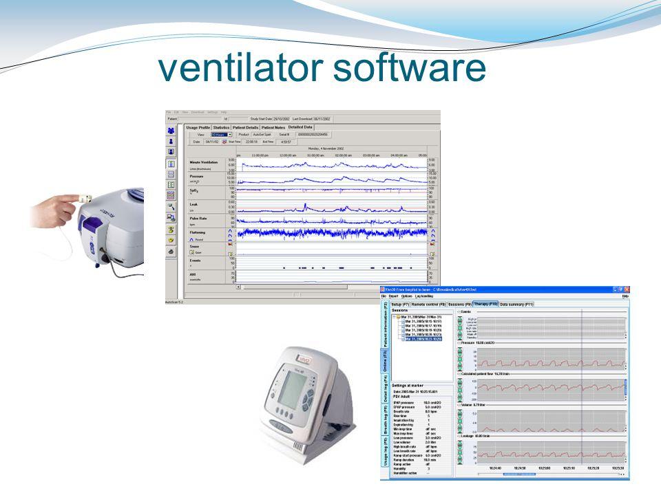 ventilator software