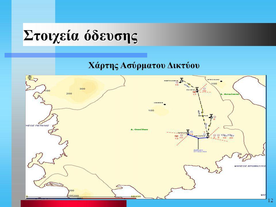 Χάρτης Ασύρματου Δικτύου