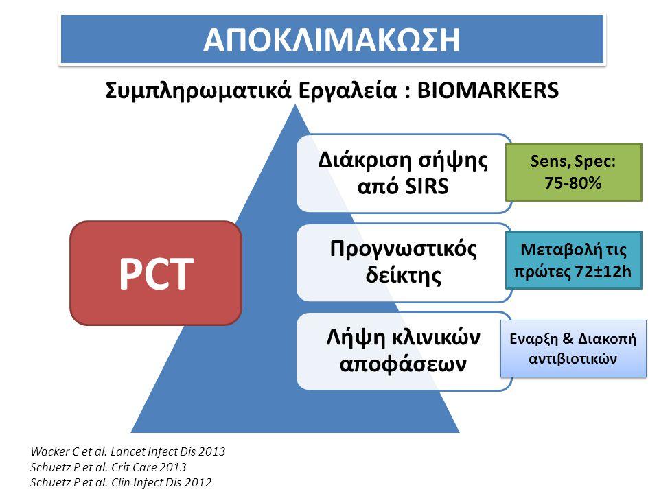 Συμπληρωματικά Εργαλεία : BIOMARKERS