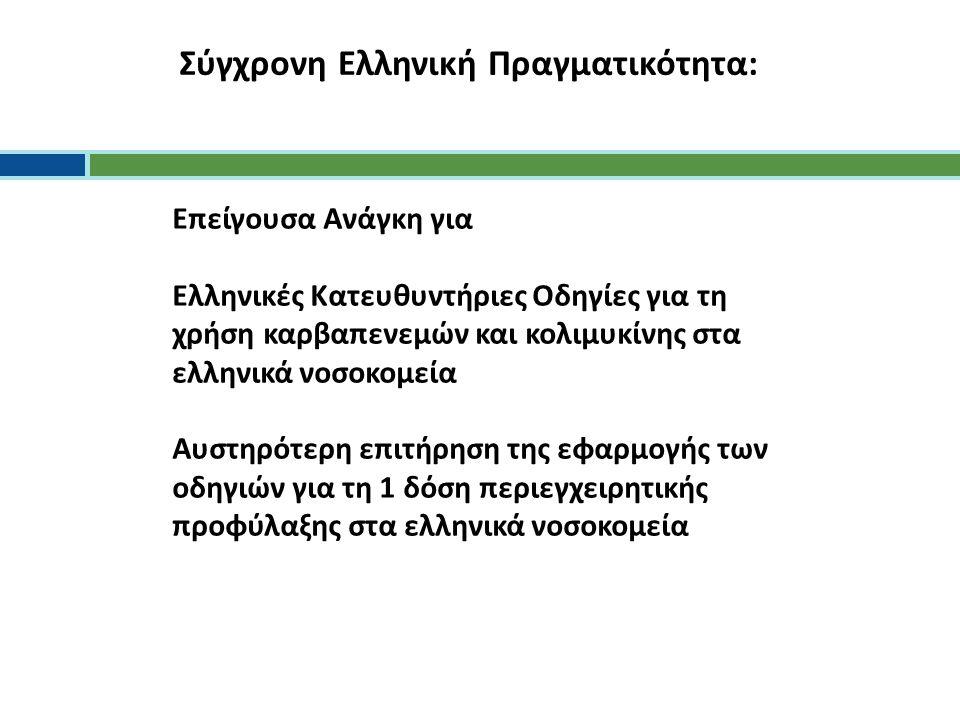 Σύγχρονη Ελληνική Πραγματικότητα: