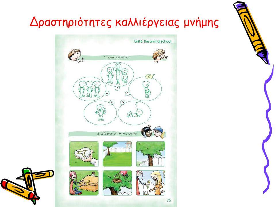 Δραστηριότητες καλλιέργειας μνήμης