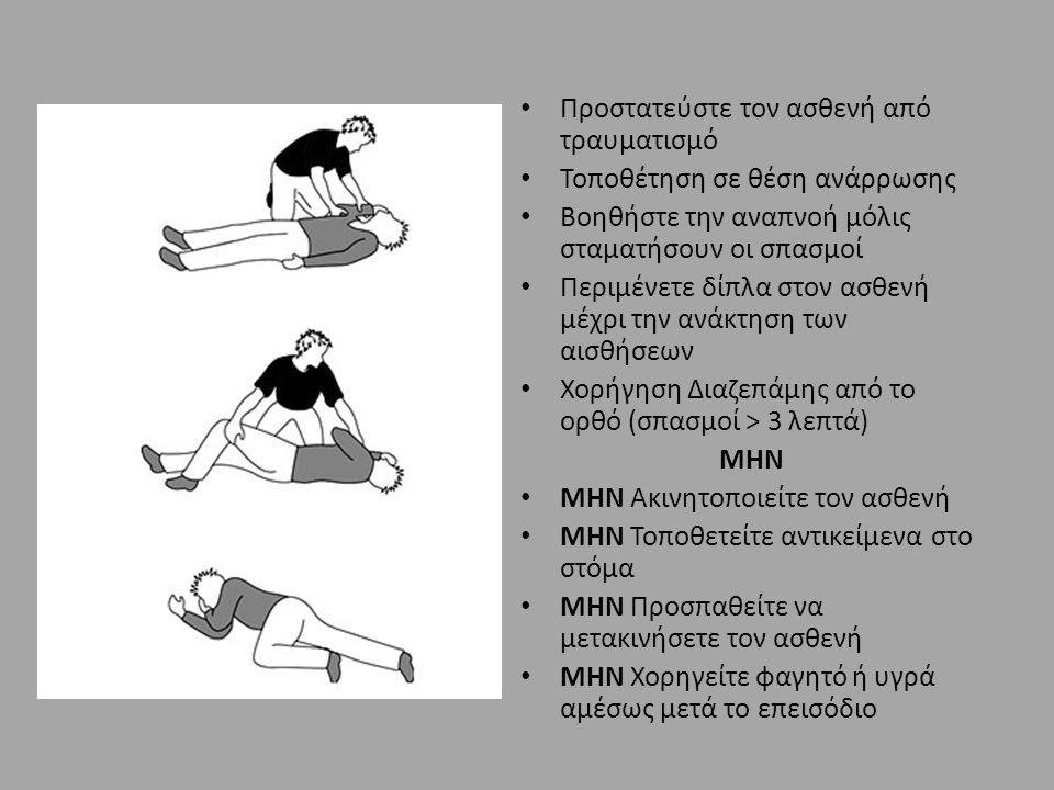 Προστατεύστε τον ασθενή από τραυματισμό