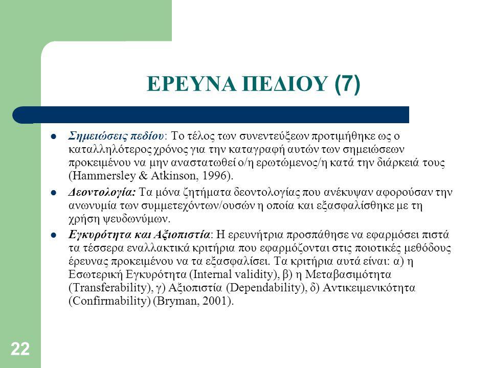 ΕΡΕΥΝΑ ΠΕΔΙΟΥ (7)