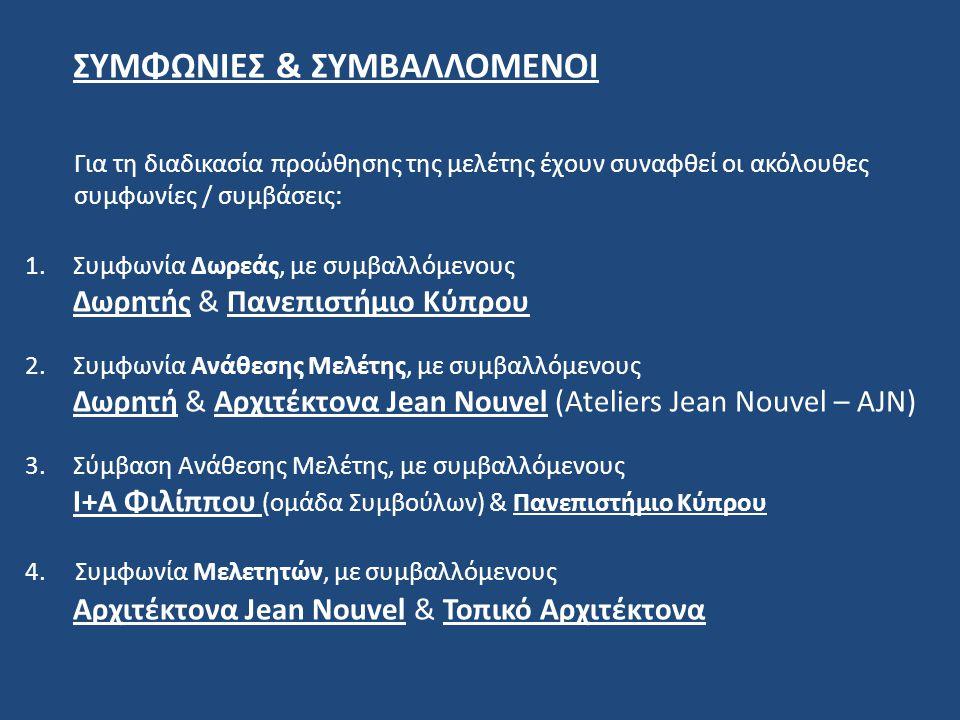 ΣΥΜΦΩΝΙΕΣ & ΣΥΜΒΑΛΛΟΜΕΝΟΙ