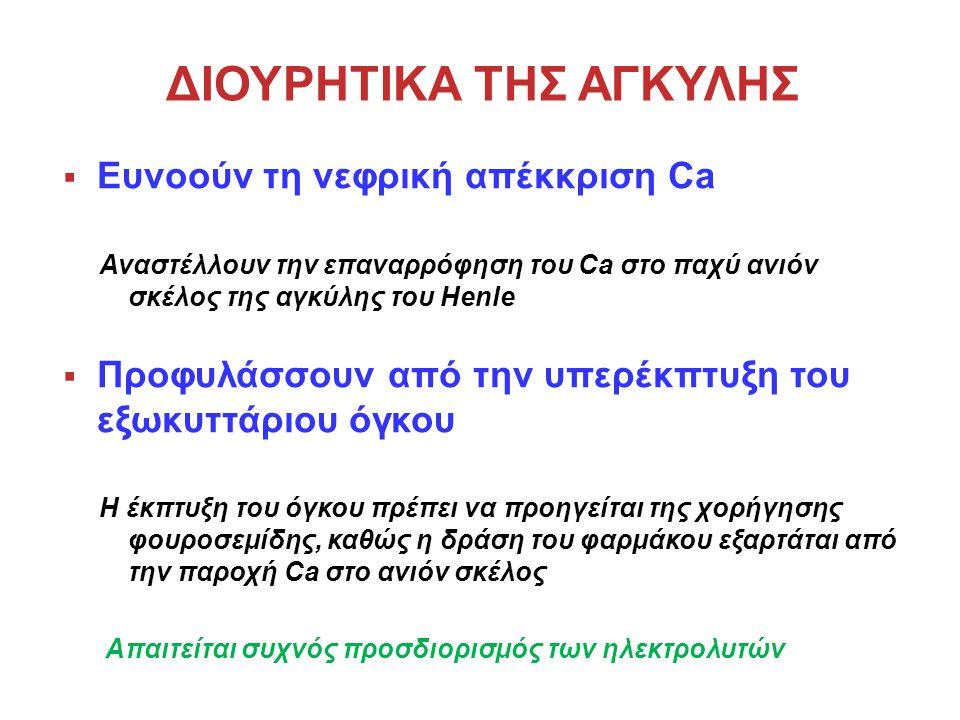 ΔΙΟΥΡΗΤΙΚΑ ΤΗΣ ΑΓΚΥΛΗΣ