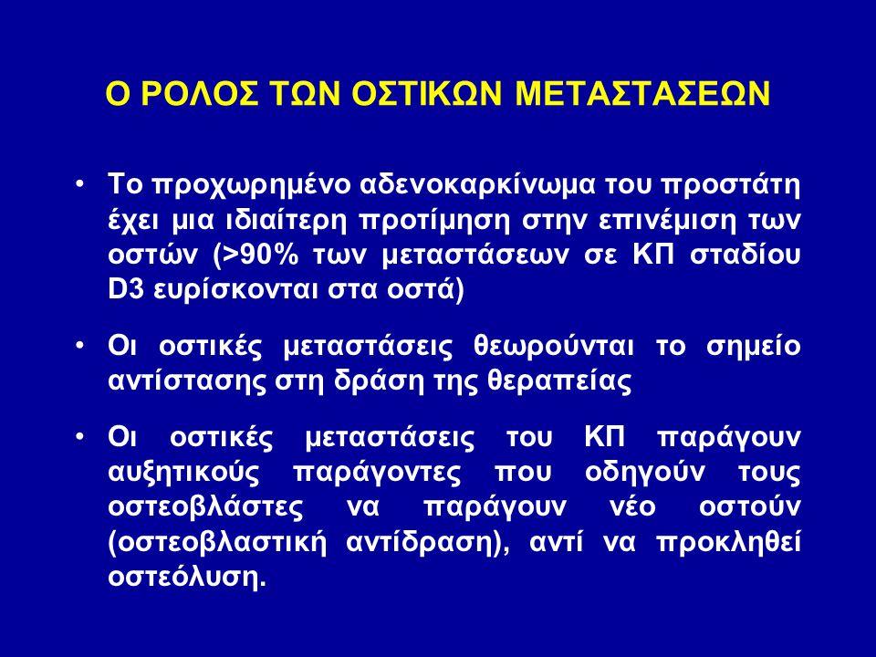 Ο ΡΟΛΟΣ ΤΩΝ ΟΣΤΙΚΩΝ ΜΕΤΑΣΤΑΣΕΩΝ