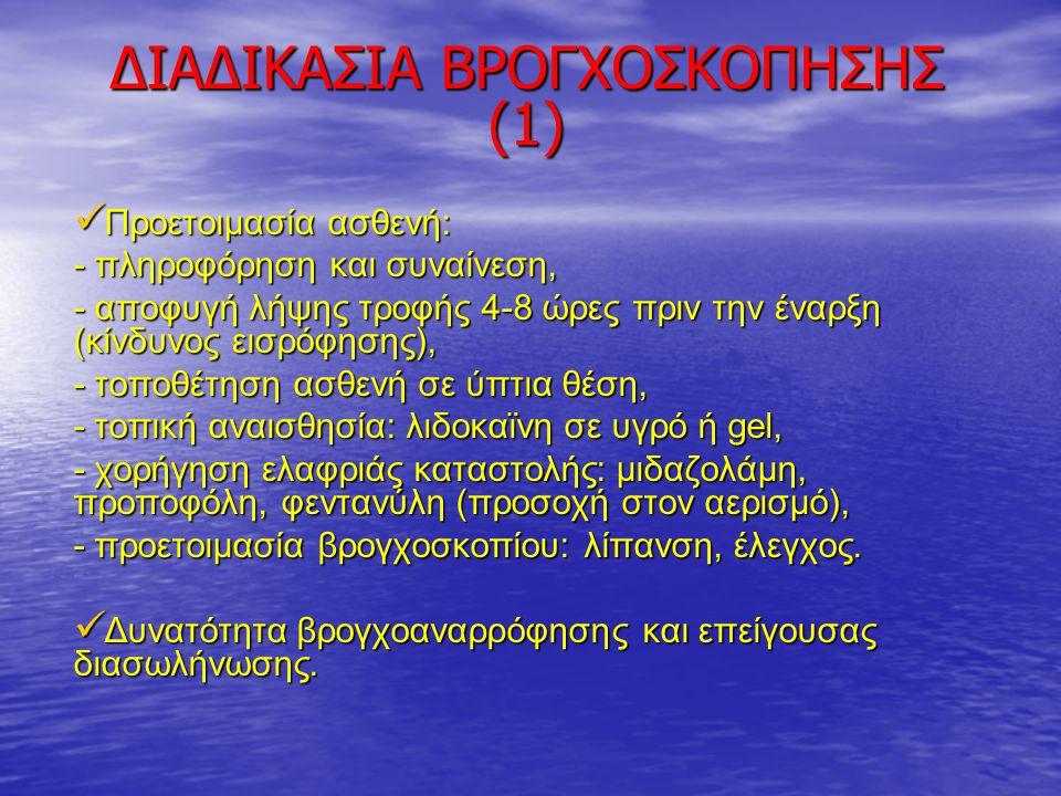 ΔΙΑΔΙΚΑΣΙΑ ΒΡΟΓΧΟΣΚΟΠΗΣΗΣ (1)