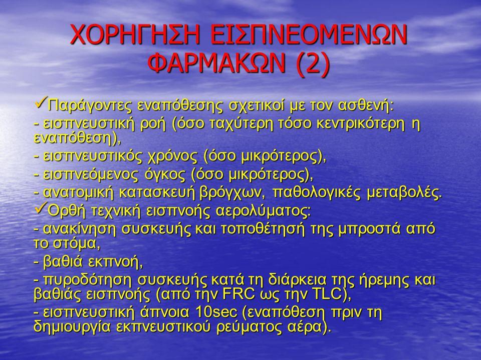 ΧΟΡΗΓΗΣΗ ΕΙΣΠΝΕΟΜΕΝΩΝ ΦΑΡΜΑΚΩΝ (2)