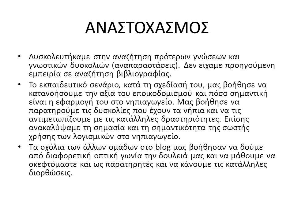 ΑΝΑΣΤΟΧΑΣΜΟΣ