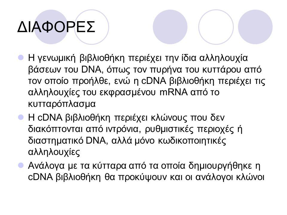 ΔΙΑΦΟΡΕΣ