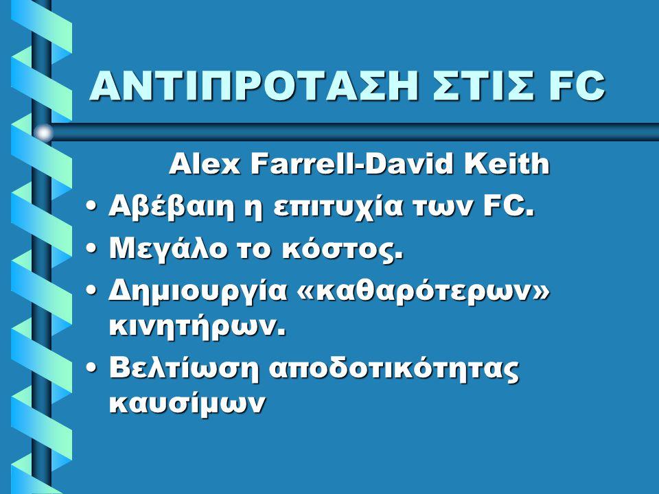 Alex Farrell-David Keith