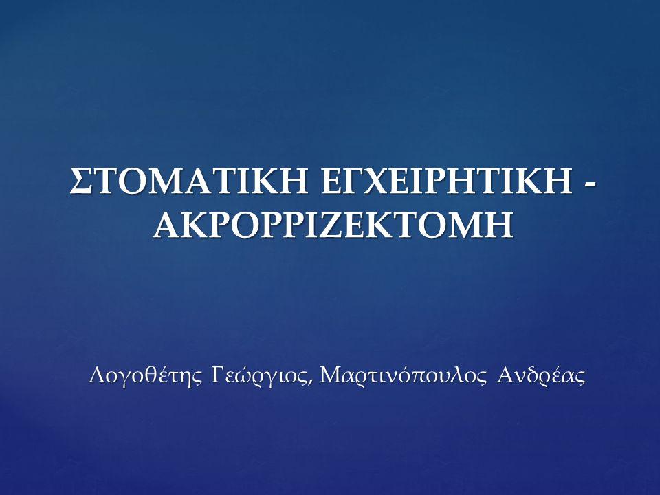 Λογοθέτης Γεώργιος, Μαρτινόπουλος Ανδρέας