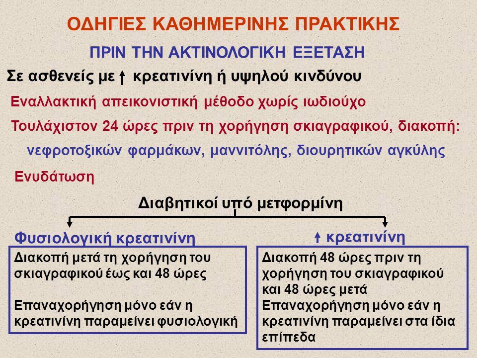ΟΔΗΓΙΕΣ ΚΑΘΗΜΕΡΙΝΗΣ ΠΡΑΚΤΙΚΗΣ