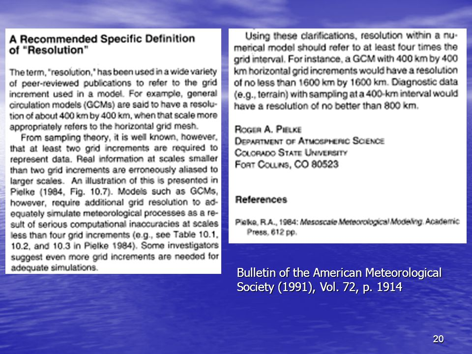 Bulletin of the American Meteorological Society (1991), Vol. 72, p
