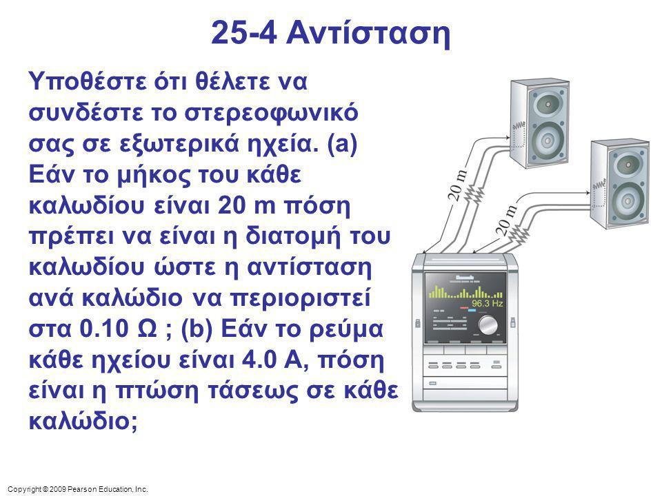 25-4 Αντίσταση