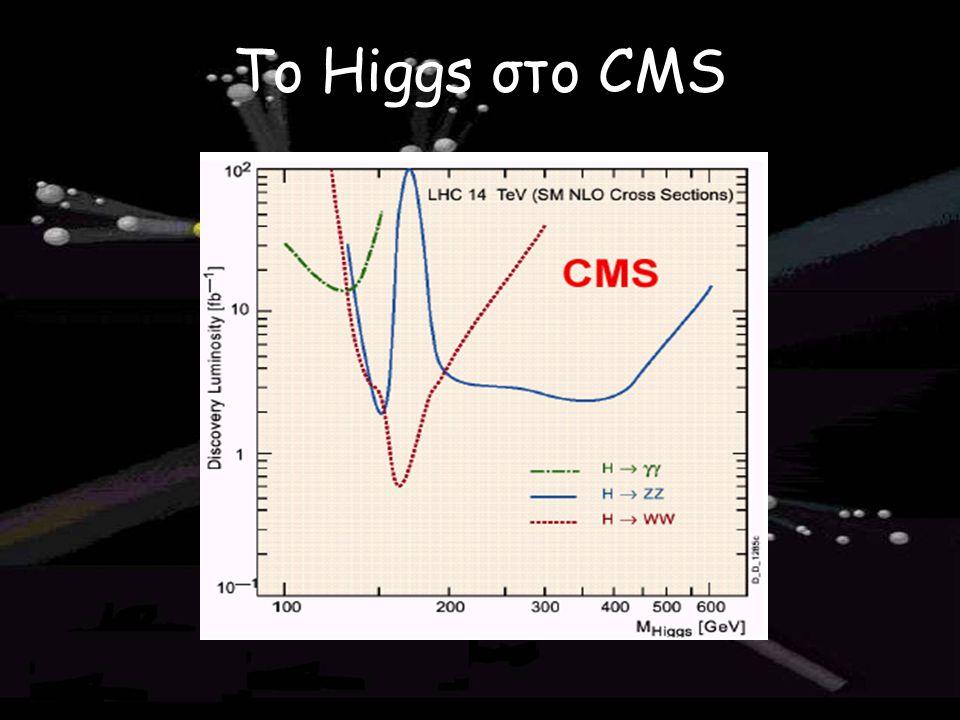 Το Higgs στο CMS