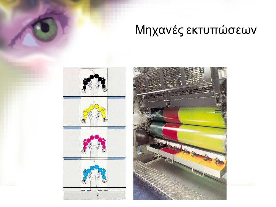 Μηχανές εκτυπώσεων