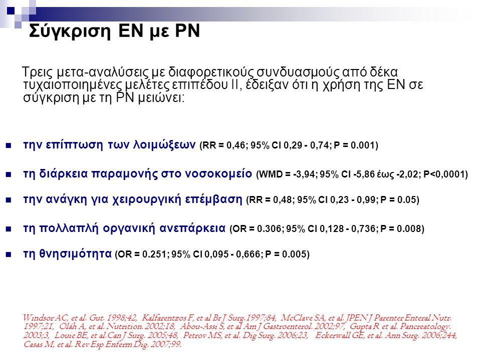 Σύγκριση ΕΝ με PN