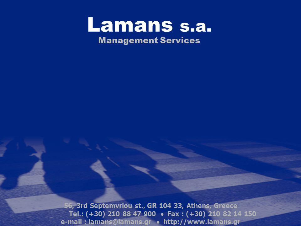 Lamans s.a. Management Services