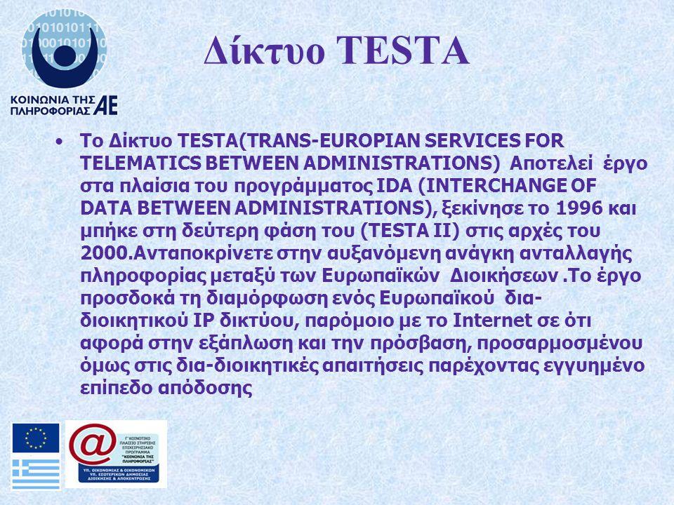Δίκτυο ΤESTA