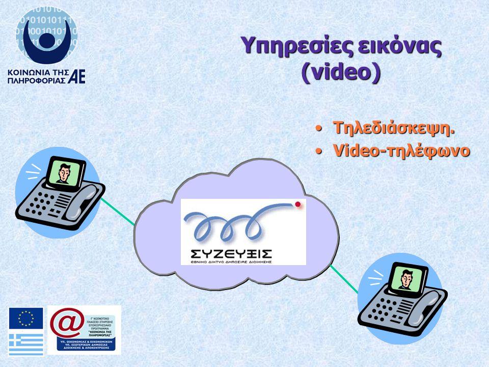 Υπηρεσίες εικόνας (video)