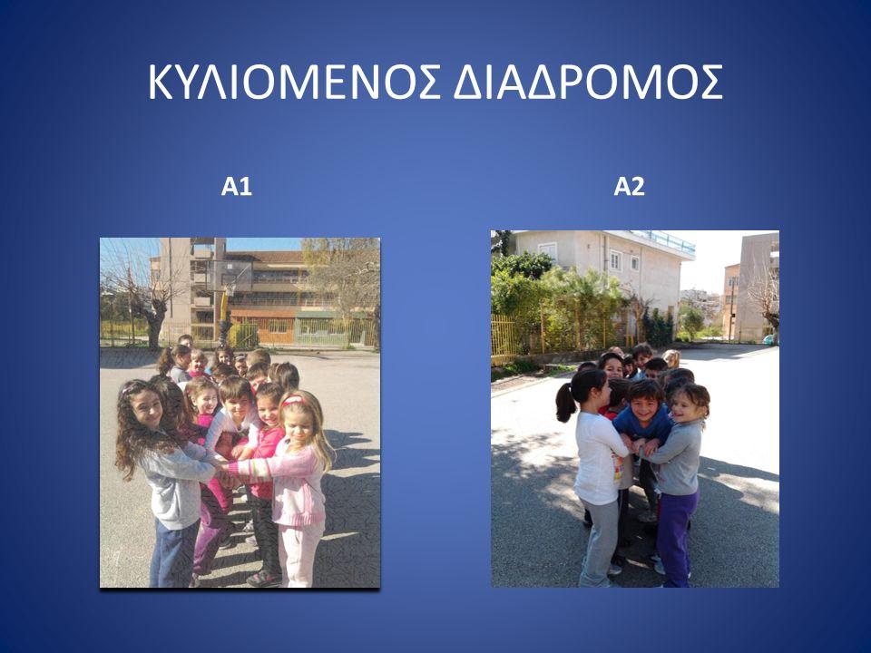 ΚΥΛΙΟΜΕΝΟΣ ΔΙΑΔΡΟΜΟΣ Α1 Α2