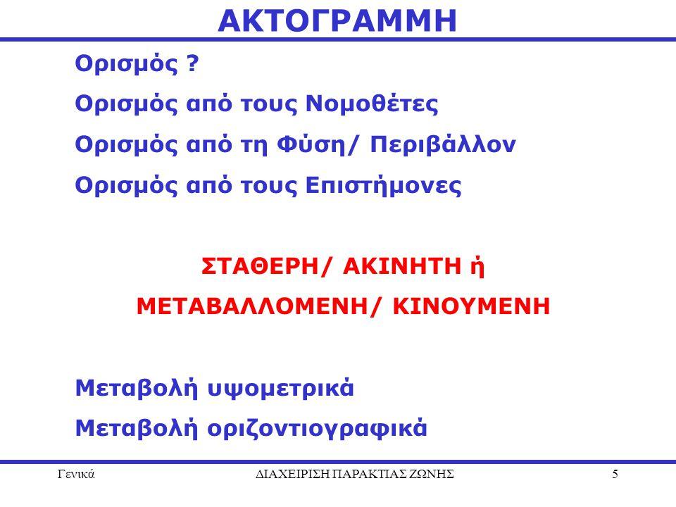 ΜΕΤΑΒΑΛΛΟΜΕΝΗ/ ΚΙΝΟΥΜΕΝΗ