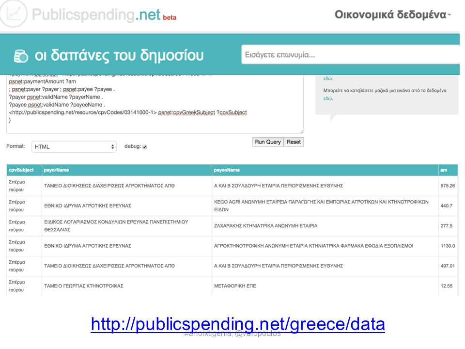 #anoixtigenia, @vafopoulos
