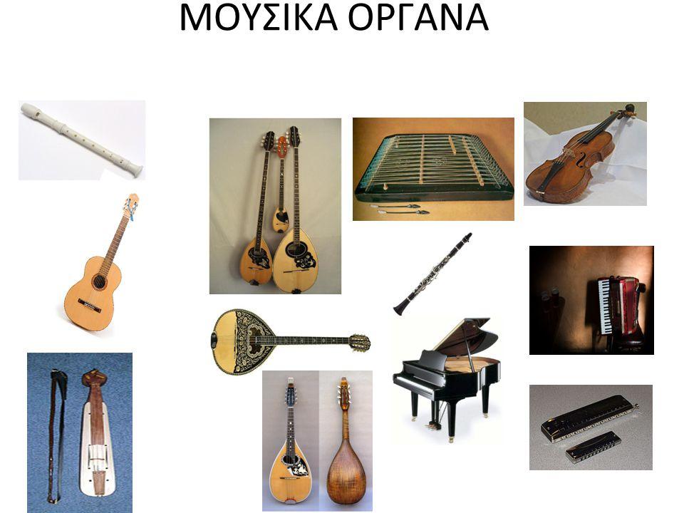 ΜΟΥΣΙΚΑ ΟΡΓΑΝΑ