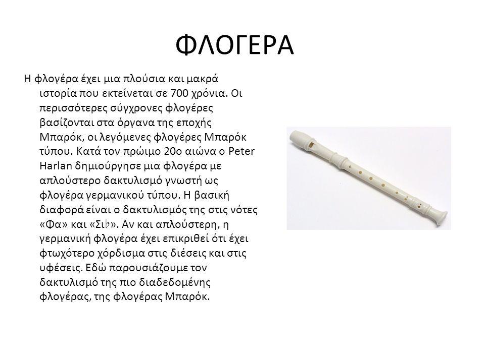 ΦΛΟΓΕΡΑ