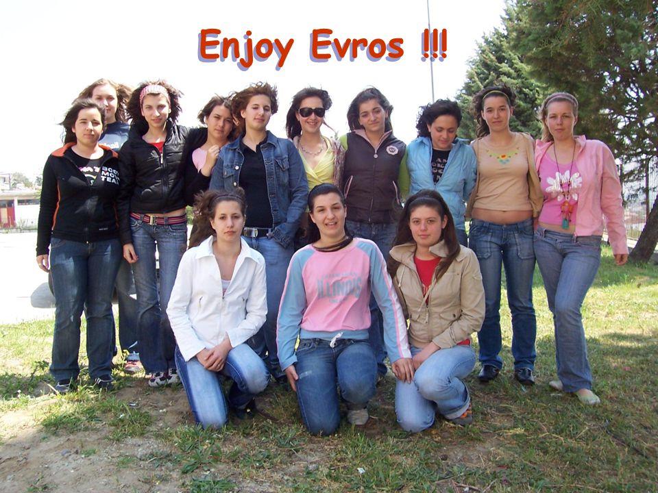 Enjoy Evros !!!