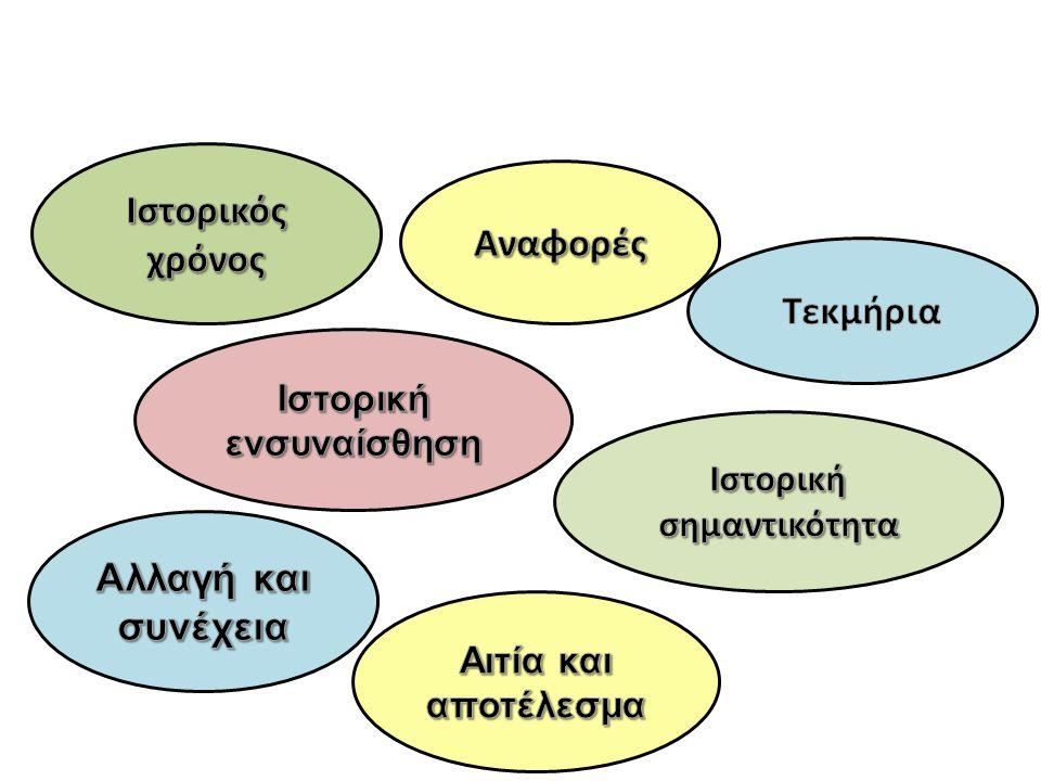 Έννοιες δευτέρου επιπέδου - Επιστημολογικές έννοιες
